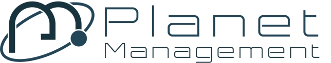 Planet Management Logo